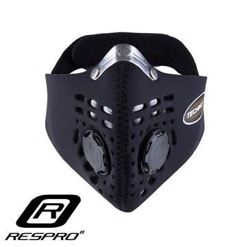 RESPRO TECHNO 防霾競速騎士口罩 Black Medium