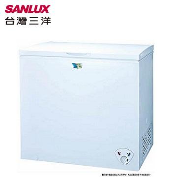 台灣三洋 207公升臥式冷凍櫃