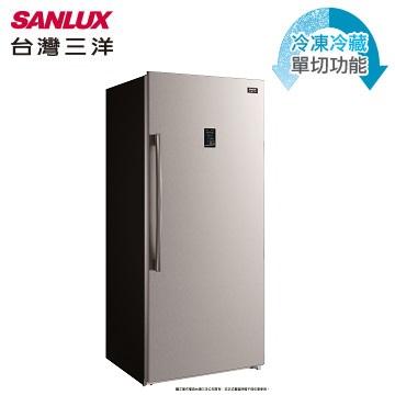台灣三洋 410公升直立式冷凍櫃