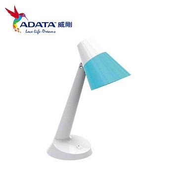 ADATA 威剛法國號 經典檯燈-藍 MT-B602-1
