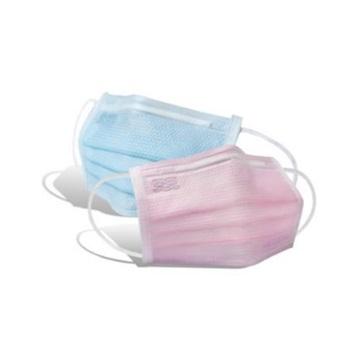天天「室內」防護醫用口罩-粉/藍(5入)
