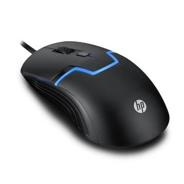 HP m100 有線滑鼠 m100
