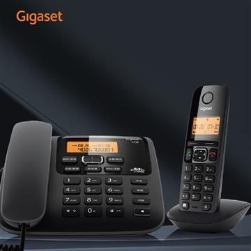 Gigaset 中文介面數位親子電話