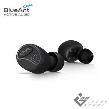 BlueAnt PUMP Air 真無線運動耳機-經典黑