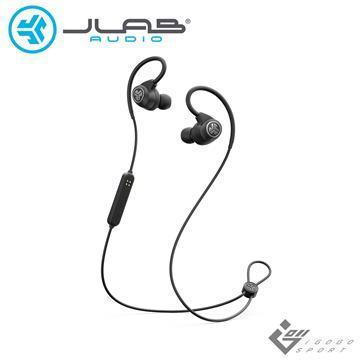 JLab Epic Sport藍牙運動耳機-黑