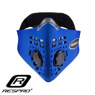 RESPRO TECHNO 防霾競速騎士口罩 Blue Medium
