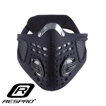 RESPRO SPORTSTA 運動款高透氣防護口罩 Black Medium