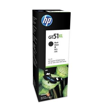 HP GT51XL 135毫升黑色原廠墨水瓶 X4E40AA