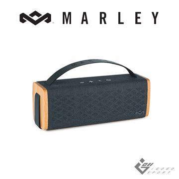 Marley Riddim藍牙喇叭 EM-JA012(經典黑)