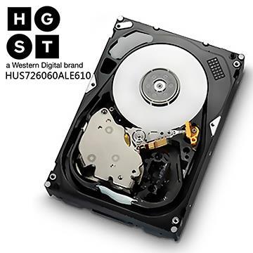 HGST Ultrastar 3.5吋 6TB SATA 企業級硬碟