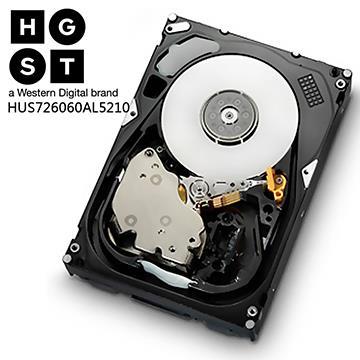 HGST Ultrastar 3.5吋 6TB 企業級硬碟
