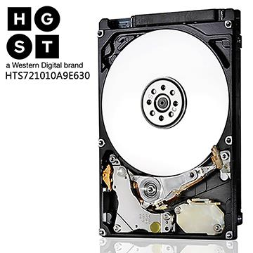 HGST Travelstar 2.5吋 1TB SATA 硬碟 HTS721010A9E630