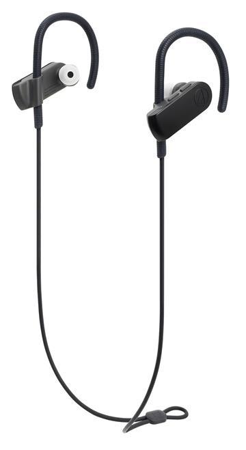 鐵三角 SPORT50BT運動藍牙耳機-黑