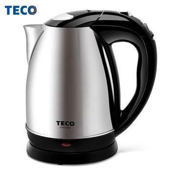 TECO 1.8L不鏽鋼快煮壺 XYFYK1804