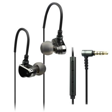 INTOPIC 3.5mm雙動圈耳機麥克風