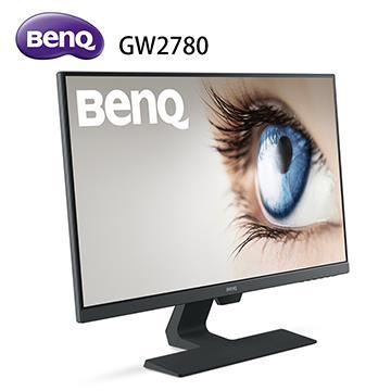 【27型】BenQ GW2780 光智慧護眼IPS液晶顯示器 GW2780