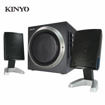 KINYO 2.1聲道多媒體音箱 KY-1705