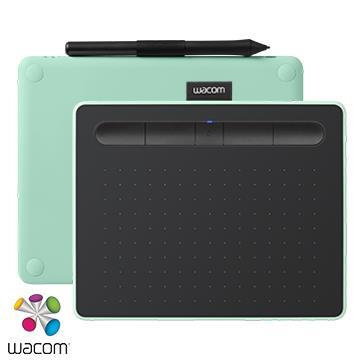 【S】Wacom Intuos Comfort  藍牙繪圖板 - 綠色