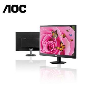 【福利品】【22型】AOC E2270SWHN 雙介面液晶顯示器