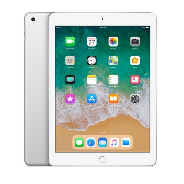 "【128GB 銀  】iPad 9.7"" 6th Wi-Fi+Cellular MR732TA/A"