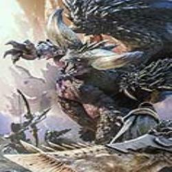 PS4 魔物獵人 世界 資料夾