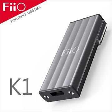 FiiO K1電腦USB DAC音源轉換器