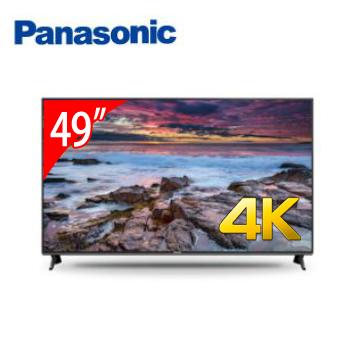 展-Panasonic 49型六原色4K智慧聯網顯示器