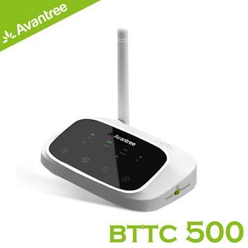 Avantree 數位光纖/類比音源藍牙接發射器 BTTC500