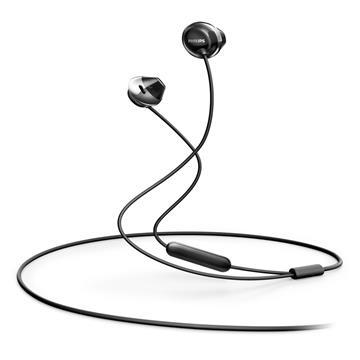PHILIPS SHE4205入耳式耳機-黑