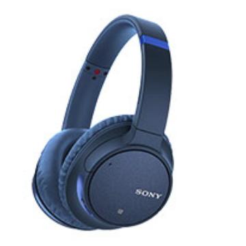 SONY WH-CH700N無線藍牙降噪耳罩式耳機-藍