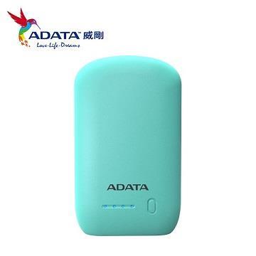 (拆封品)ADATA 10050mAh行動電源 - 淺綠色