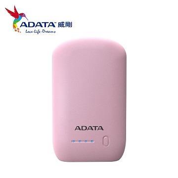 ADATA 10050mAh 行動電源 - 粉紅