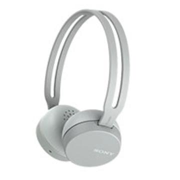 SONY WH-CH400無線藍牙耳罩式耳機-灰