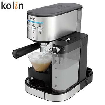 歌林義式濃縮奶泡咖啡機