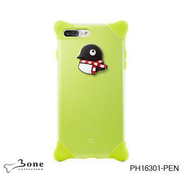 【iPhone 8 Plus / 7 Plus】Bone 泡泡保護套 - 企鵝