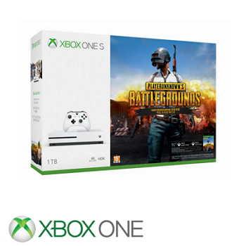 「同捆組」【1TB】XBOX ONE S 絕地求生 Player Unknown's Battlegrounds 主機 234-00321