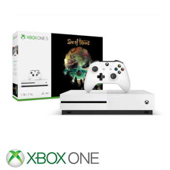 XBOX ONE S 1TB盜賊之海 Sea of Thieves 主機 234-00344