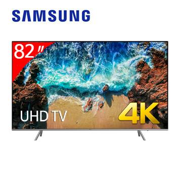 【福利品】展-SAMSUNG 82型4K智慧連網電視