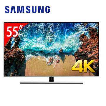 【展示機】SAMSUNG 55型4K智慧連網電視 UA55NU8000WXZW