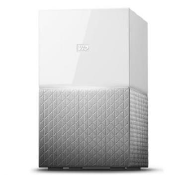 【6TB】WD (3TBx2)NAS系統(My Cloud Home Duo)