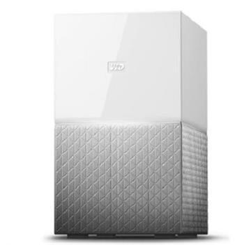 【拆封品】【6TB】WD (3TBx2)NAS系統(My Cloud Home Duo)