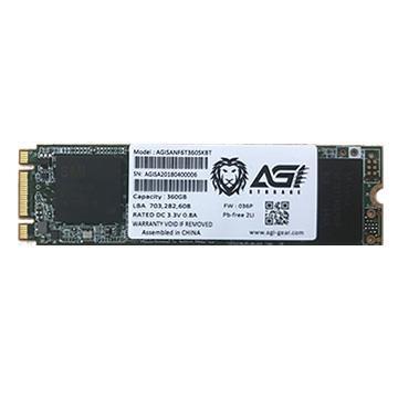 AGI M.2 2280 360GB SATA固態硬碟 AGI360GSKAI188