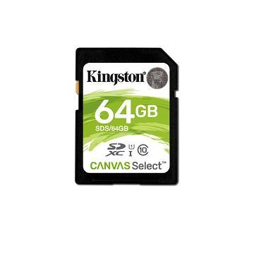 金士頓SDHC UHS-I C10 64G記憶卡 SDS/64GB