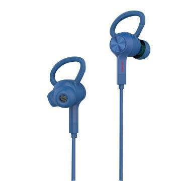 aiwa 愛華 入耳式藍牙運動耳機 - 藍色