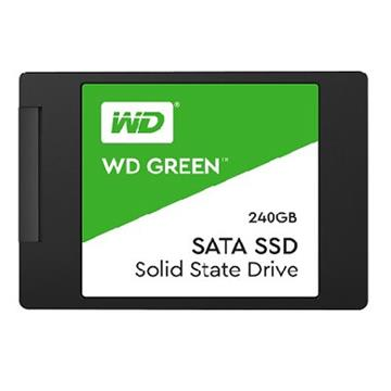 "WD SSD Green系列-2.5""240G固態硬碟(3D TLC WDS240G2G0A"