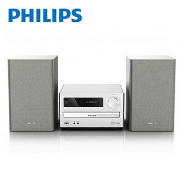 [整新品] PHILIPS USB/MP3組合音響 MCM2300W