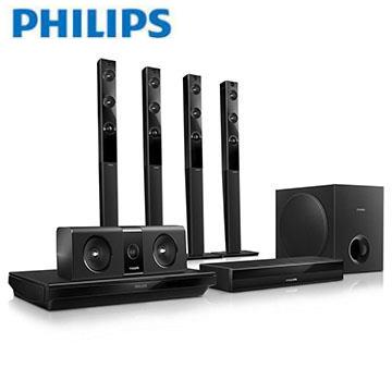 [整新品] PHILIPS 3D藍光家庭劇院 HTB5580