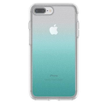 【iPhone 8 Plus / 7 Plus】OtterBox SymmetryClear防摔殼 - 藍色