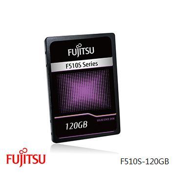 【120G】Fujitsu 2.5吋SSD固態硬碟(F510S系列) F510S-120GB