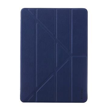 "【iPad 9.7""】OVERDIGI 多角度保護殼 - 藍色"
